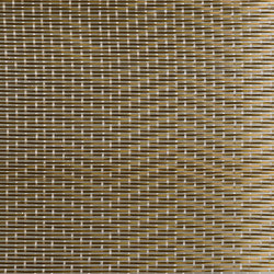 A-1764 | Golden | Metal meshes | Naturtex