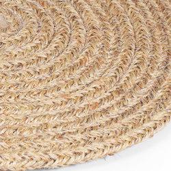 Curve Sisal | sand | Formatteppiche | Naturtex