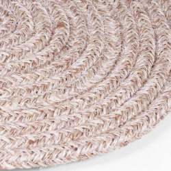 Curve Sisal | ivory | Alfombras / Alfombras de diseño | Naturtex
