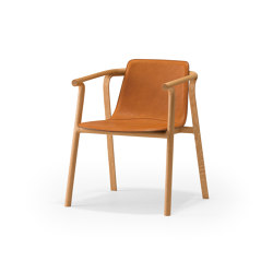 Splinter Armchair - thick leather | Chairs | Conde House
