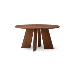 Hakama Round Table | Dining tables | Conde House