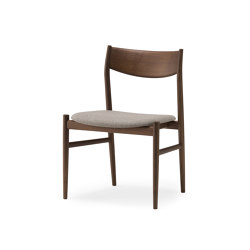 Kamuy Side Chair - Upholstered | Chairs | Conde House Co., Ltd Japan