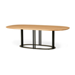 RB Table Oval Table | Dining tables | Conde House