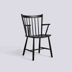 Fabulous J41 Chairs From Hay Architonic Dailytribune Chair Design For Home Dailytribuneorg