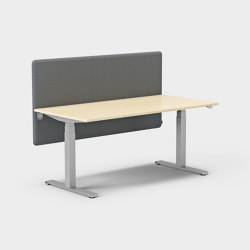 Vibe | Separadores de mesa | Kinnarps