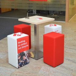 Pomp Branded Tresenhocker | Counter stools | Ruhe & Raum