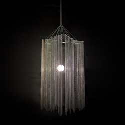 Custom Leaf Pendant | Suspended lights | Willowlamp