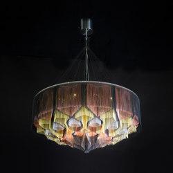 Mandala No.2 -1000 - suspended      Willowlamp