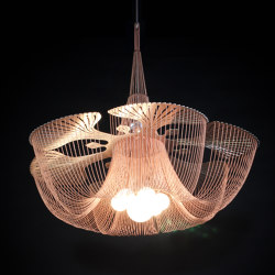 Moonflower - 1000 | Suspended lights | Willowlamp