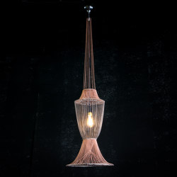 Moroccan Vases - 2 Large | Suspended lights | Willowlamp