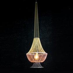 Moroccan Vases - 5 Large | Suspended lights | Willowlamp