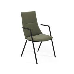 Fjell 4 base | Stühle | Fora Form