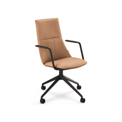 Fjell 4-star base | Office chairs | Fora Form