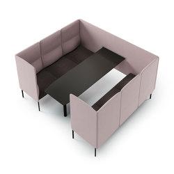 Senso Alcove | Sofas | Fora Form