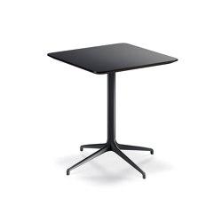 Kvart | Bistro tables | Fora Form