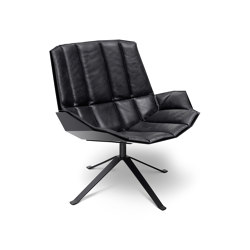 Martini Chair -  Leather | Fauteuils | Müller Möbelfabrikation