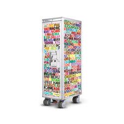 bordbar_used_metropolitan_color | Trolleys | bordbar