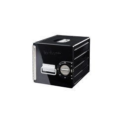 bordbar_cube_black | Storage boxes | bordbar