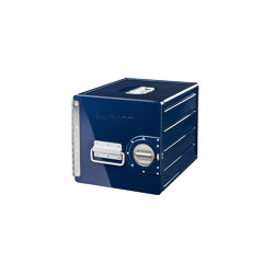 bordbar_cube_blue | Storage boxes | bordbar