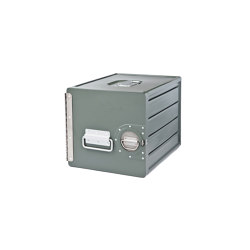 bordbar_cube_grey | Storage boxes | bordbar