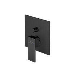 160 2103 S Finish set for single lever bath/shower mixer with diverter | Shower controls | Steinberg