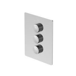 390 4131 Concealed 3-way valve | Shower controls | Steinberg