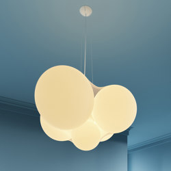 Cloudy SP | Suspended lights | Axolight