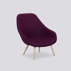 About A Lounge Chair AAL92 | Sillones | HAY