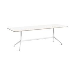 About A Table AAT10 | Tavoli pranzo | HAY