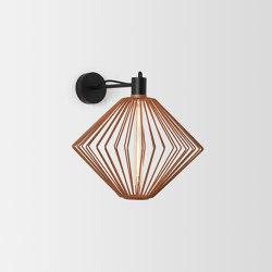 WIRO DIAMOND WALL | Lampade parete | Wever & Ducré