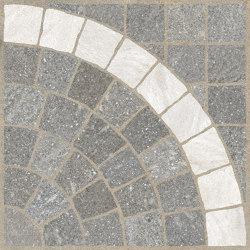 Aurelia Grigio | Arco Bianco | Lastre pietra naturale | Rondine