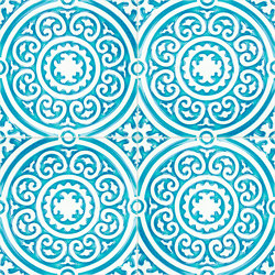 Art-Nouveau-15-001 | Ceramic tiles | Karoistanbul
