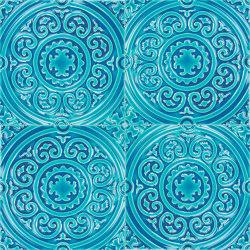 Art-Nouveau-15-002 | Baldosas de cerámica | Karoistanbul