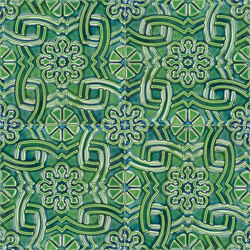 Art-Nouveau-15-010 | Ceramic tiles | Karoistanbul