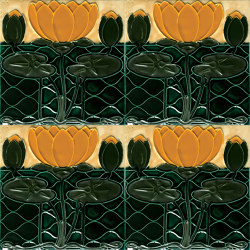 Art-Nouveau-15-011 | Ceramic tiles | Karoistanbul
