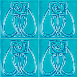 Art-Nouveau-15-014 | Carrelage céramique | Karoistanbul