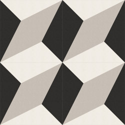 Geometric-004 | Piastrelle cemento | Karoistanbul