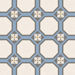 Bisantic-Relief-Octagon-001 | Concrete tiles | Karoistanbul