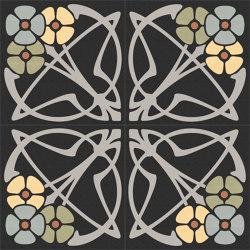 Art-Nouveau-008 | Piastrelle cemento | Karoistanbul