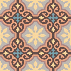 Complex-Moroccan-009 | Concrete tiles | Karoistanbul