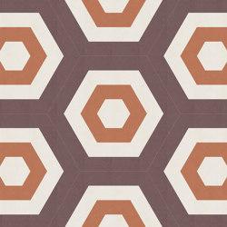 Hexagon-20-008 | Piastrelle cemento | Karoistanbul