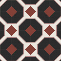 Octagon-25-002 | Piastrelle cemento | Karoistanbul