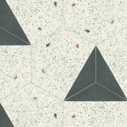 Pattern-Terrazzo-Hexagon-35-002 | Piastrelle a terrazzo | Karoistanbul