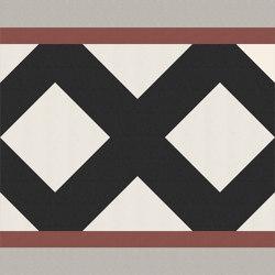Plinth-25x25-001 | Piastrelle cemento | Karoistanbul