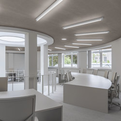 RAW grey | Acoustic ceiling systems | OWA