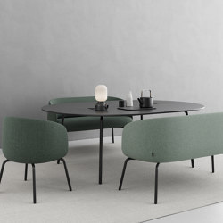Nest System Low Table | Mesas comedor | +Halle