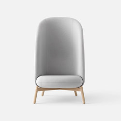 Easy Nest XL Chair Wood | Poltrone | +Halle