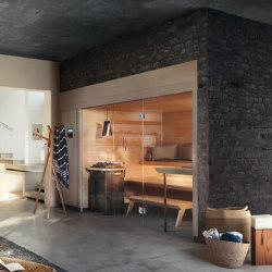 Sauna AURA | Saunas | Klafs