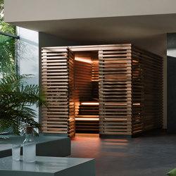 Sauna Matteo Thun | Saunas | Klafs