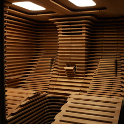 Sauna BIORHYTHM | Saunas | Klafs my Sauna and Spa